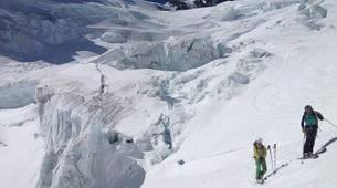 Backcountry Skiing-La Grave-Backcountry skiing in La Grave-1