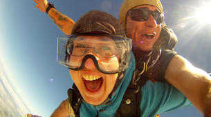 Skydiving-Christchurch-Tandem skydive near Christchurch-15