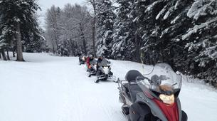 Snowmobiling-Barèges-Snowmobile excursion in Barèges-5