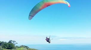 Parapente-Le Cap-Vol en Parapente Biplace depuis Signal Hill, Cape Town-3