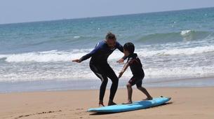 Surfing-Agadir-Surfing lesson in Devil's Rock near Agadir-4