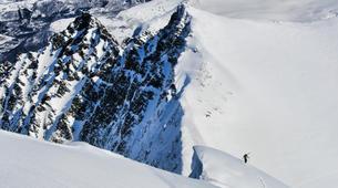 Ski touring-Stranda-Guided ski touring in Sunnmøre Alps-2