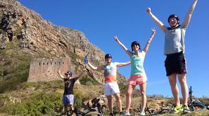 Mountain bike-Cape Town-Double mountain biking descent on Table Mountain-2