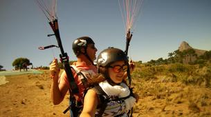 Paragliding-Cape Town-Mountain biking and tandem paragliding combo in Cape Town-6