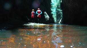 Canyoning-Plettenberg Bay-Salt River Canyon in Plettenberg Bay-1
