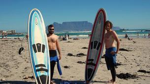 Surf-Le Cap-Surfing lesson in Cape Town-1