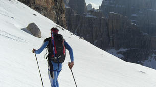 Ski touring-Madonna di Campiglio-Ski touring initiation day in Madonna di Campiglio-7