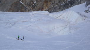 Backcountry Skiing-La Grave-Backcountry skiing in La Grave-2