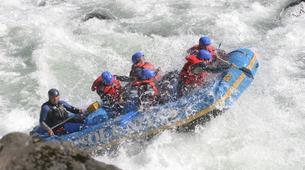 Rafting-Pucon-Rafting down the Trancura River in Pucon-5