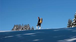 Snowshoeing-Saint-Lary-Soulan-Snowshoeing excursion in the Vallée d'Aure-1