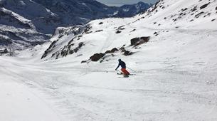 Ski Hors-piste-Tonale Pass-Advanced backcountry skiing in Tonale Pass-2