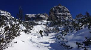 Ski touring-Madonna di Campiglio-Ski touring initiation day in Madonna di Campiglio-5