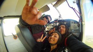 Skydiving-Christchurch-Tandem skydive near Christchurch-9