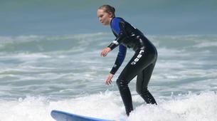 Surf-Le Cap-Surfing lesson in Cape Town-2