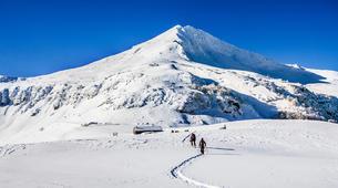 Snowshoeing-Le Lioran-Snowshoeing around Le Lioran (Cantal)-3