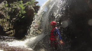 Canyoning-Plettenberg Bay-Salt River Canyon in Plettenberg Bay-4