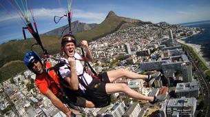 Parapente-Le Cap-Vol en Parapente Biplace depuis Signal Hill, Cape Town-4