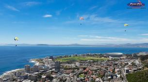 Paragliding-Cape Town-Tandem paragliding flight from Signal Hill, Cape Town-9