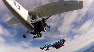 Skydiving-Christchurch-Tandem skydive near Christchurch-14