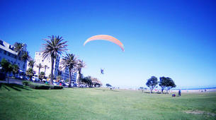 Paragliding-Cape Town-Tandem paragliding flight from Signal Hill, Cape Town-7