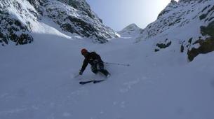 Backcountry Skiing-Serre Chevalier-Backcountry skiing day tours in Serre Chevalier-1