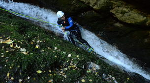 Canyoning-Queenstown-Gibbston Valley Canyoning from Queenstown-4