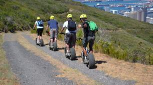 Trottinette-Le Cap-Downhill scooter trails on Table Mountain-4