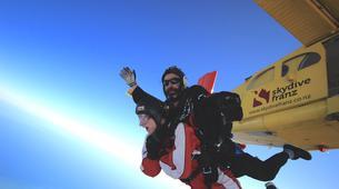 Skydiving-Franz Josef Glacier-Tandem skydive over Franz Josef Glacier-8