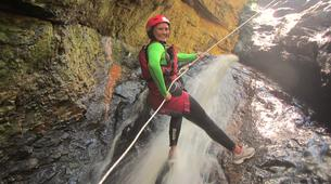 Canyoning-Plettenberg Bay-Salt River Canyon in Plettenberg Bay-3