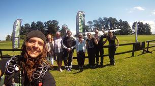 Skydiving-Christchurch-Tandem skydive near Christchurch-8