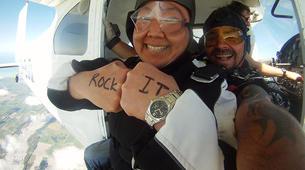 Skydiving-Christchurch-Tandem skydive near Christchurch-16