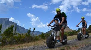 Trottinette-Le Cap-Downhill scooter trails on Table Mountain-1