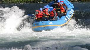 Rafting-Pucon-Rafting down the Trancura River in Pucon-4