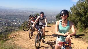 Mountain bike-Cape Town-Double mountain biking descent on Table Mountain-6