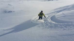 Heliski-Zermatt-Heliski day on Zermatt Glacier from Gressoney-2