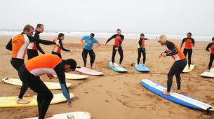 Surfing-Agadir-Surfing lesson in Devil's Rock near Agadir-2
