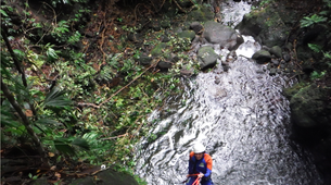 Canyoning-Guadeloupe-Canyon of Ravine Chaude in Guadeloupe-5