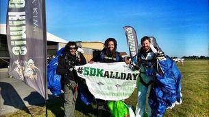 Skydiving-Christchurch-Tandem skydive near Christchurch-12
