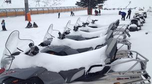 Snowmobiling-Barèges-Snowmobile excursion in Barèges-2
