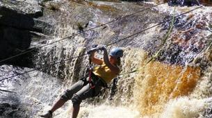 Zip-Lining-Plettenberg Bay-Waterfall zipline tours over the Kruis River-3
