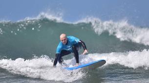 Surfing-Maspalomas, Gran Canaria-Group surfing courses in Maspalomas, Gran Canaria-1