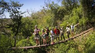 Canopy Tours-Victoria Falls-Canopy tour in Victoria Falls-2