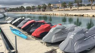 Jet Skiing-Dénia-Guided Jet ski excursions in Denia, Alicante-5