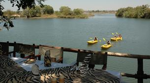 Kayaking-Victoria Falls-Canoeing trips in on the Upper Zambezi-4