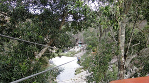 Zip-Lining-Plettenberg Bay-Waterfall zipline tours over the Kruis River-6