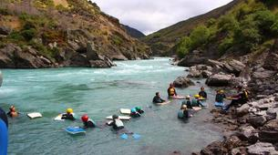 Hydrospeed-Queenstown-Riverboarding excursion on Kawarau River, Queenstown-6