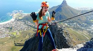 Abseiling-Cape Town-Abseiling down Table Mountain-8