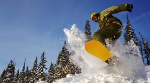 Snowboard Freestyle-Les Angles-Demi-journée Cours Privé de Snowboard Freestyle aux Angles-1