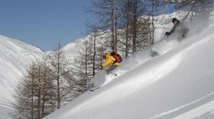 Ski Hors-piste-Val d'Isère, Espace Killy-Ski Hors-piste à Val d'isère, Espace Killy-3