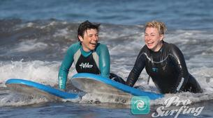 Surfing-Maspalomas, Gran Canaria-Group surfing courses in Maspalomas, Gran Canaria-4
